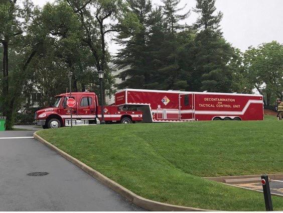 Photo Credit: Fredericksburg Fire Department